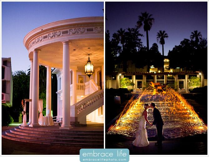 Wedding Photography Pasadena Ca: Ambassador Mansion Wedding Photographer, Pasadena, California