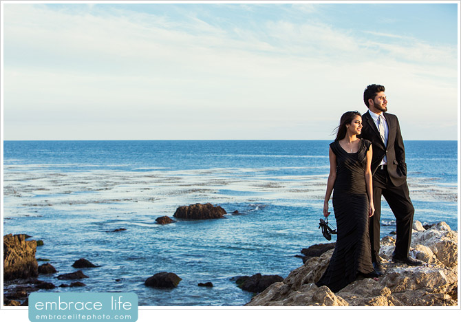 Leo Carrillo Engagement Photographer