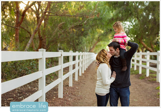 Westlake Village family portraits