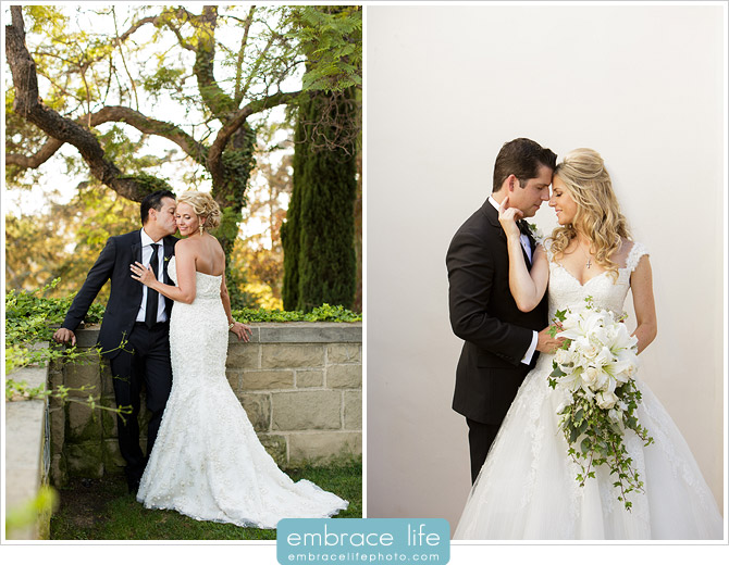 Greystone Mansion wedding photographer El Encanto