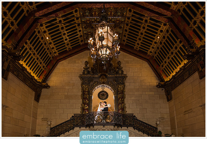 Millennium Biltmore wedding photographer