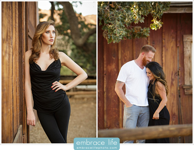Paramount Ranch Engagement Photographer