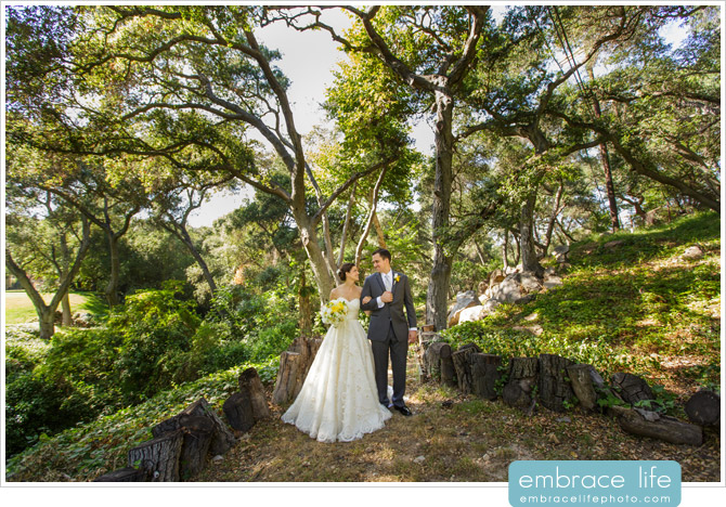 La Canada Wedding Photographer