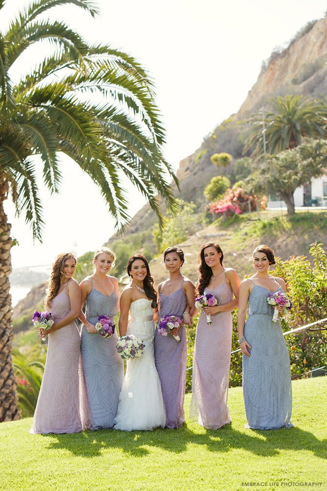 Bel Air Bay Club Wedding Photographer Santa Monica