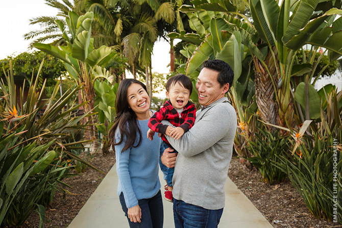 Marina Del Rey Family Portrait Photographer