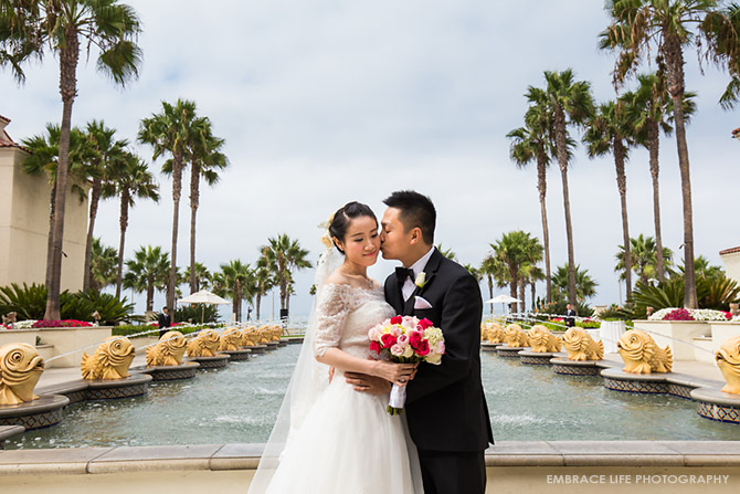 Hyatt Regency Huntington Beach Wedding Photographer