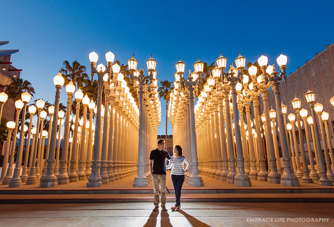 LACMA Portrait Photographer Los Angeles
