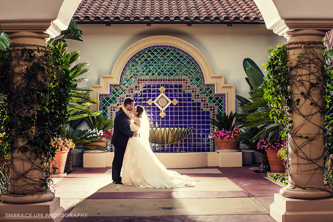 Spanish Hills Wedding Photographer Camarillo