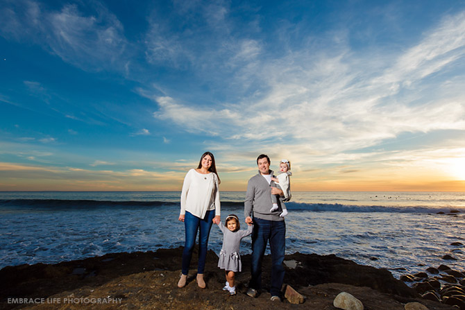 Malibu Family Portrait Photographer