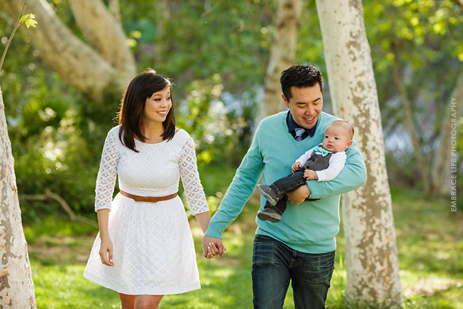 Burbank Family Portrait Photographer