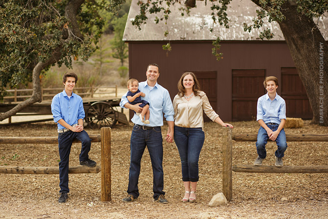 Agoura Hills Family Portrait Photographer