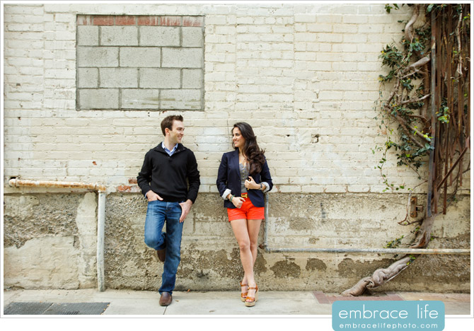 3rd Street Engagement Photography - 04