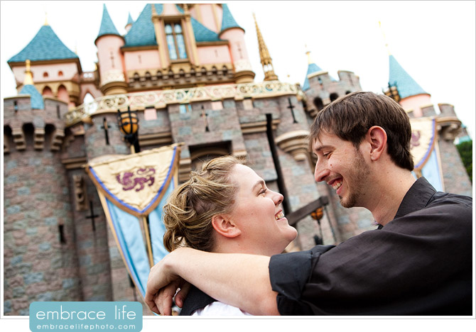 Disneyland Engagement Photographer - 06