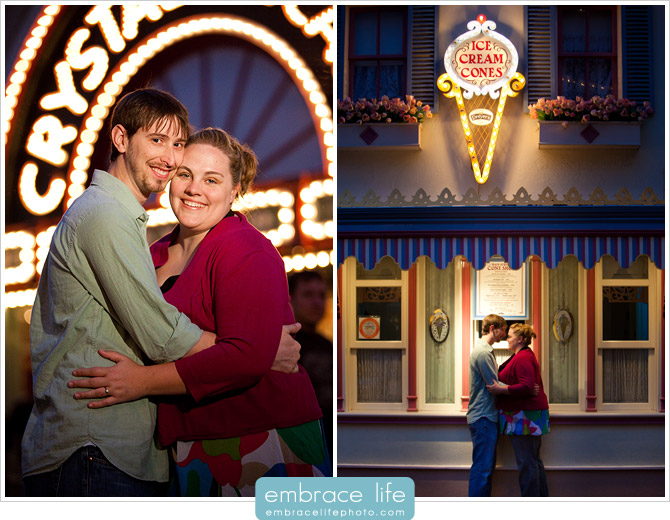 Disneyland Engagement Photographer - 12