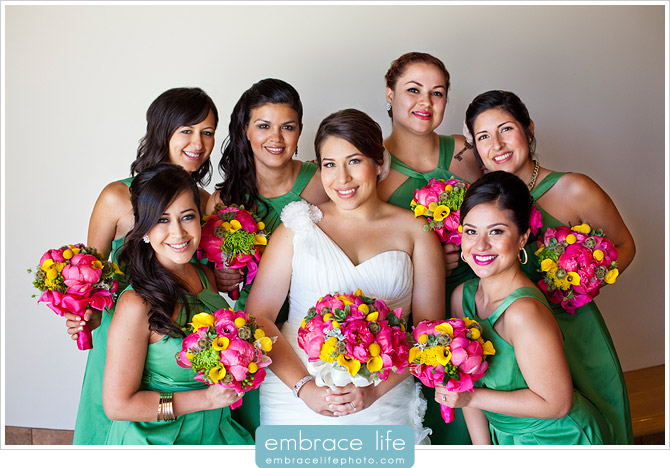Museum of Latin American Art Wedding Photographer - 16