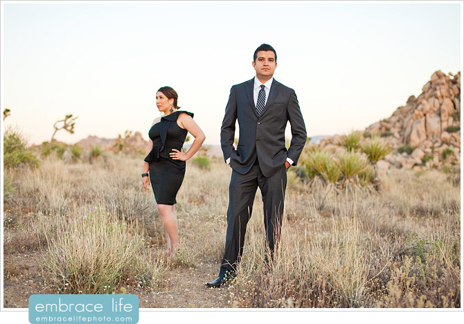 Joshua Tree Engagement Photographer - 14