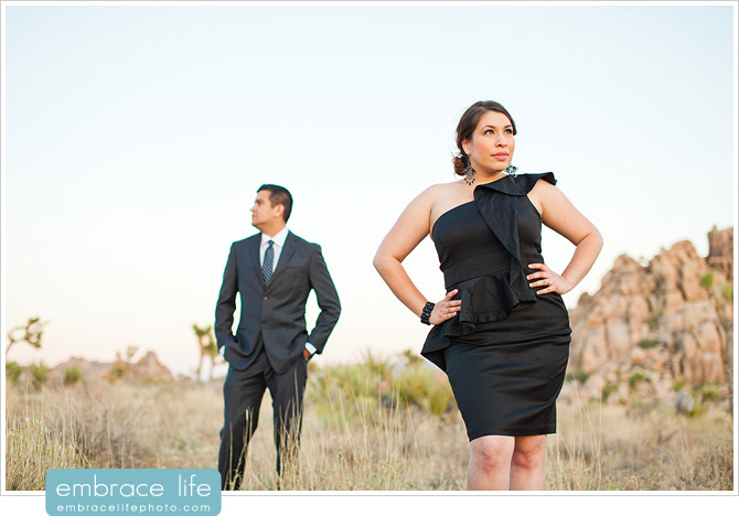 Joshua Tree Engagement Photographer - 15