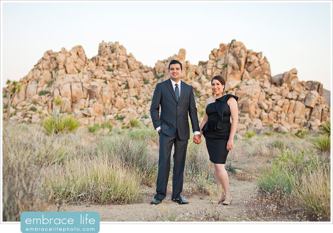 Joshua Tree Engagement Photography - 16