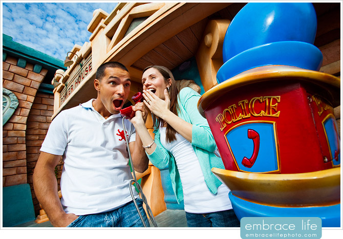 Disneyland Engagement Photographer - 04