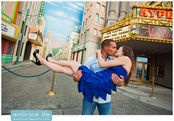 California Adventure Engagement Photography - 12