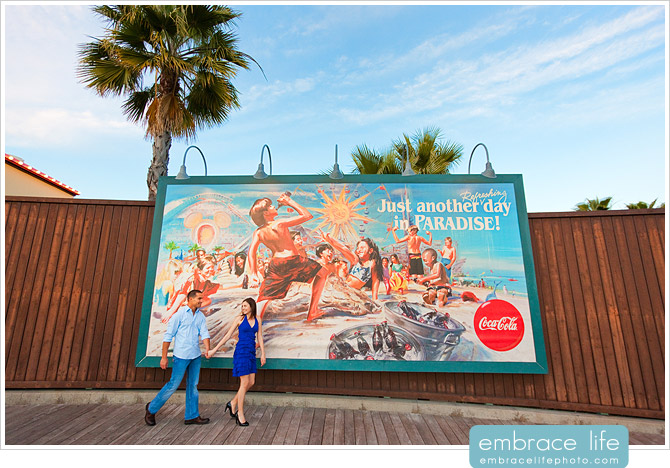Disneyland Resort Engagement Photographer - 15