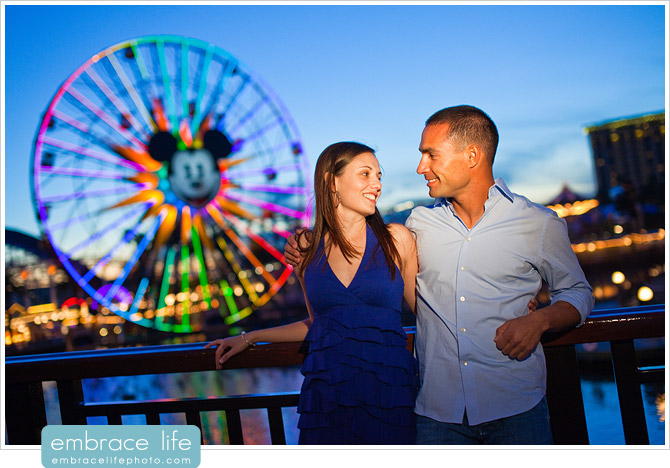 Disneyland Resort Engagement Photographer - 16
