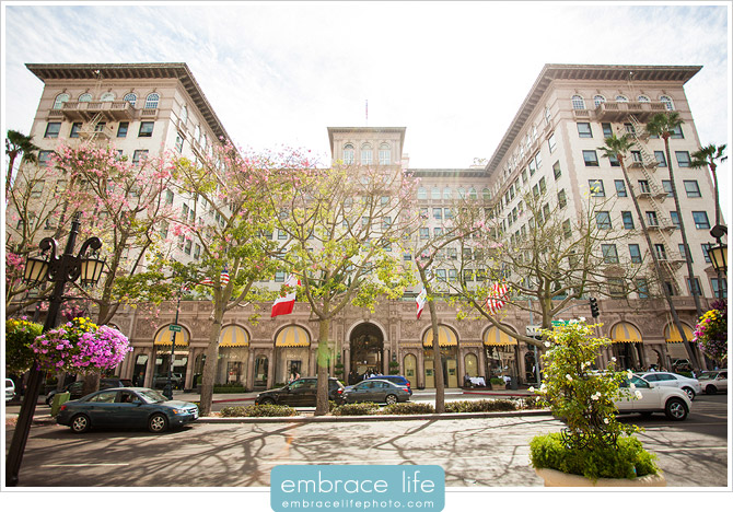 Beverly Wilshire Wedding Photographer - 03