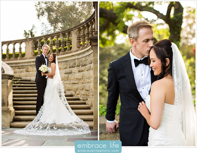 Greystone Mansion Wedding Photographer - 17