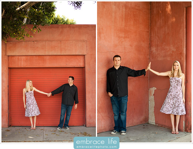 Venice Beach Engagement Photos - 05