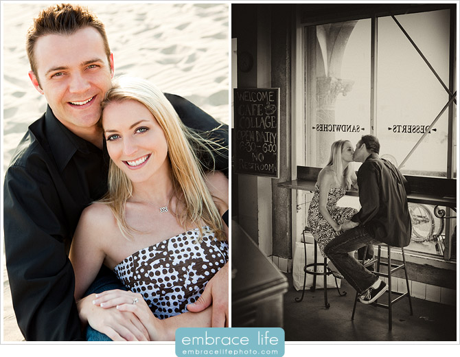 Venice Beach Engagement Pictures - 12