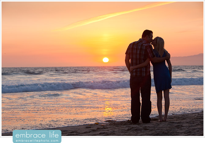 Venice Beach Engagement Portraits - 22
