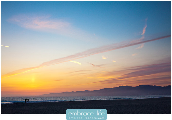 Venice Beach Engagement Portraits - 23
