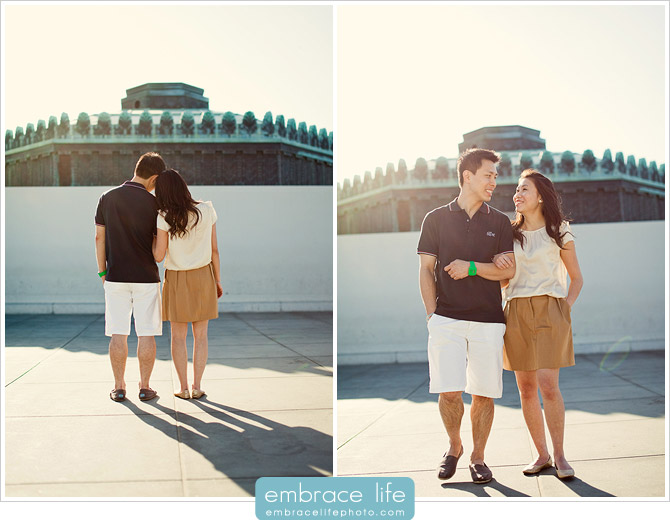 Griffith Observatory Engagement Photographer - 05
