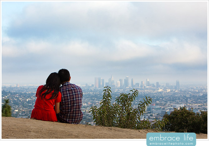 Griffith Park Engagement Photography - 13