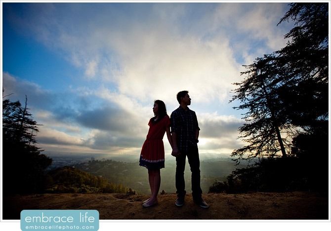 Griffith Park Engagement Photography - 15