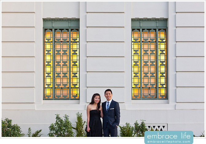 Griffith Observatory Engagement Session- 19