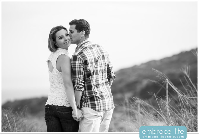 Point Dume Engagement Photographer - 07