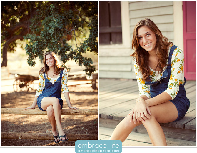 Malibu Senior Portrait Photographer - 02