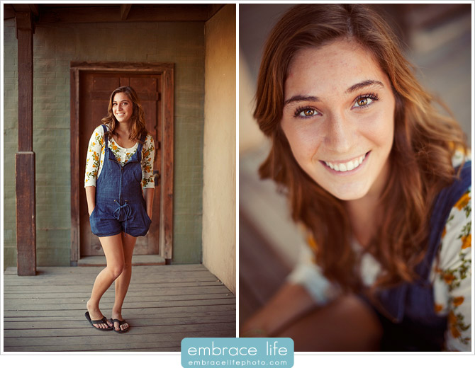 Malibu Senior Portrait Photographer - 03