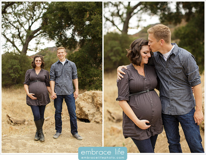 Los Angeles Pregnancy Portraits - 6