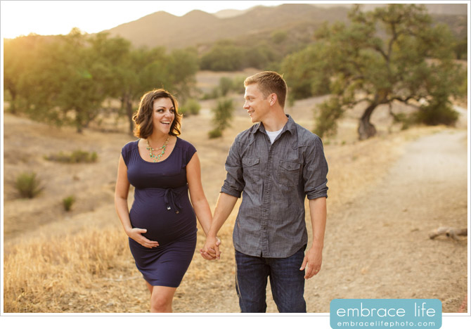 Los Angeles Maternity Photos- 9