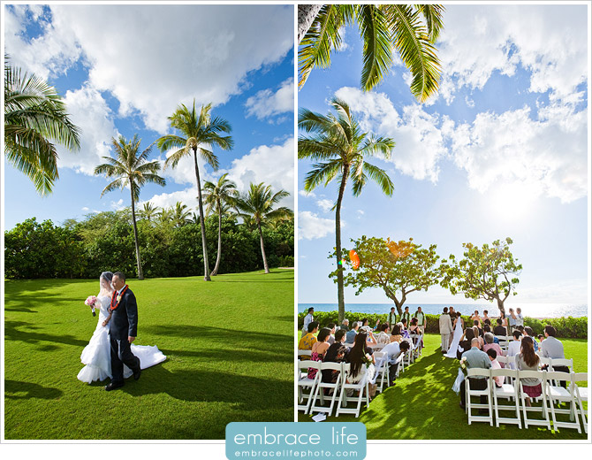 Ko Olina Wedding Photography - 15