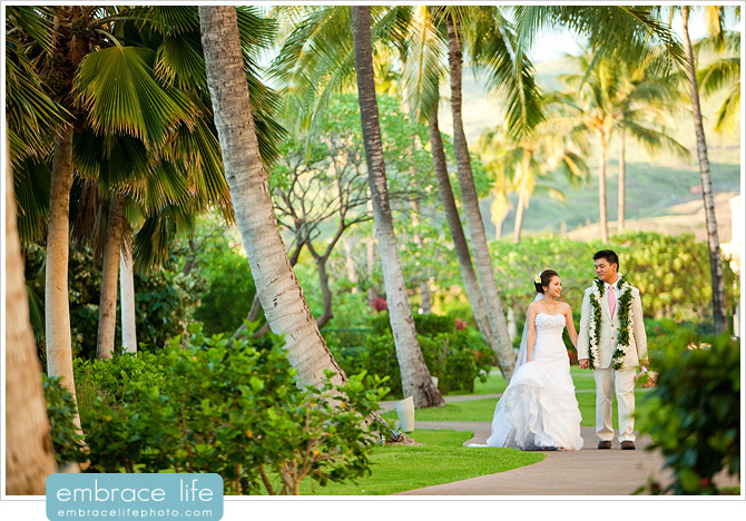 JW Marriott Ihilani Wedding Photographer - 20