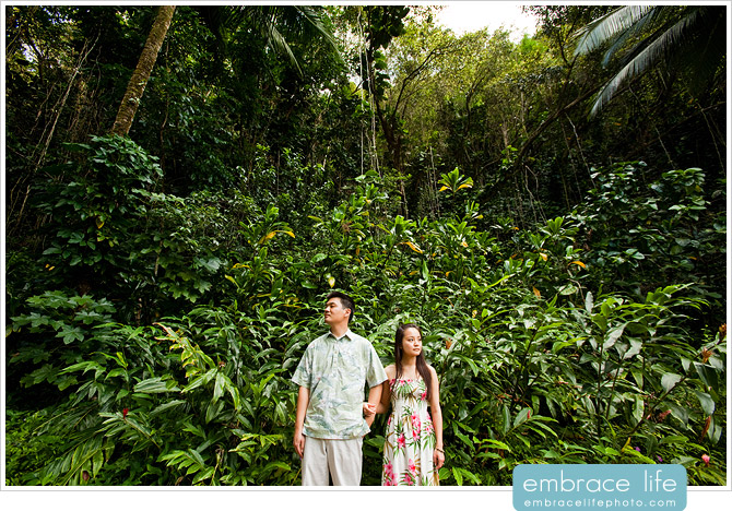 Oahu Wedding Photographer - 01