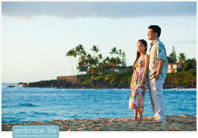 Oahu Newlywed Photography - 09