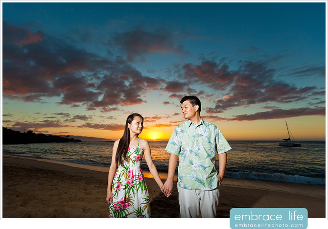 Hawaii Destination Wedding Photographer - 11
