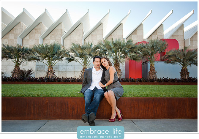Engagement Photos at LACMA - 08