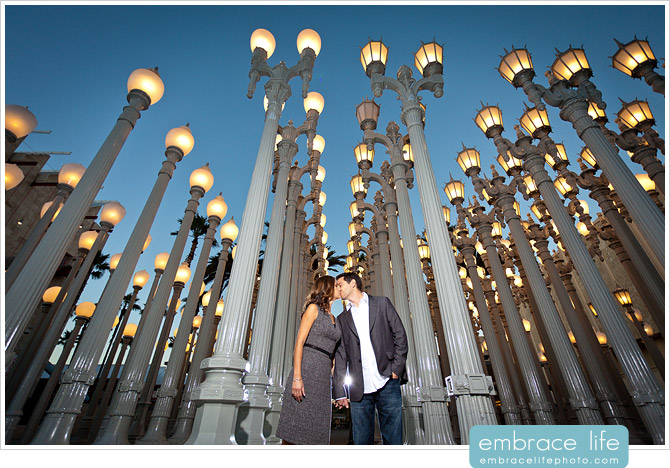 Los Angeles Engagement Photos - 13