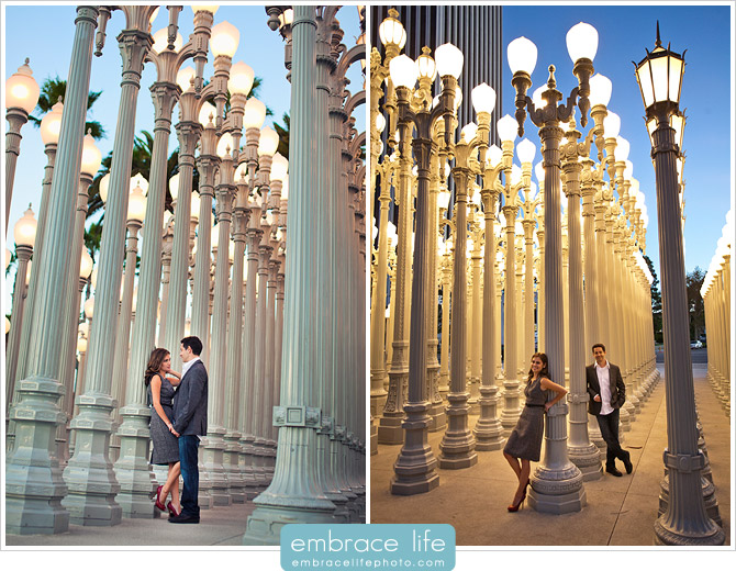 Los Angeles Engagement Pictures - 14