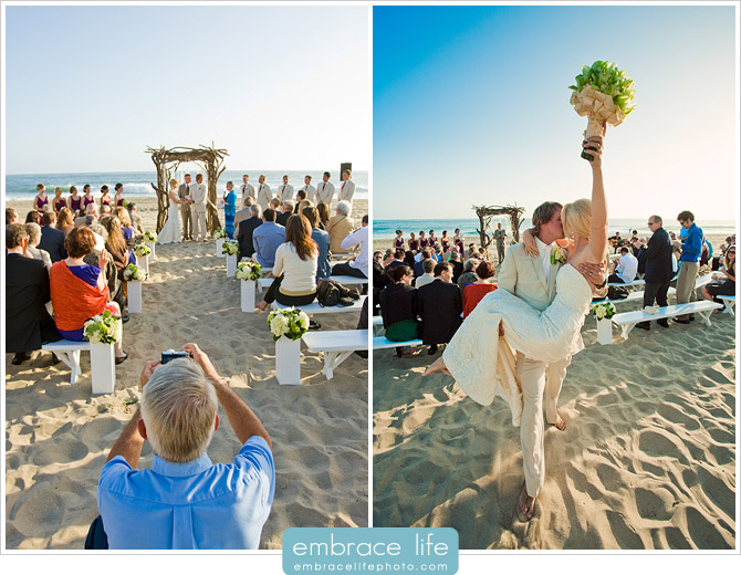 Malibu Beach Wedding Photographer - 25